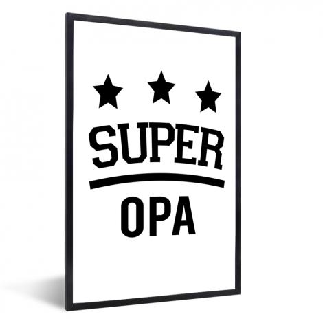 Vaderdag - Super opa Fotolijst