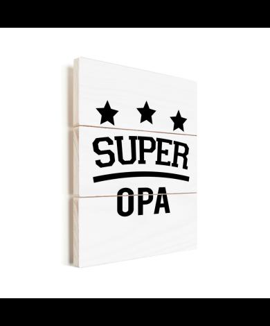 Vaderdag - Super opa Vurenhout