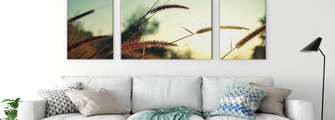 foto op canvas opties