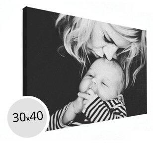 Foto op Canvas 30x40 cm