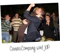 Canvascompany wint JOP