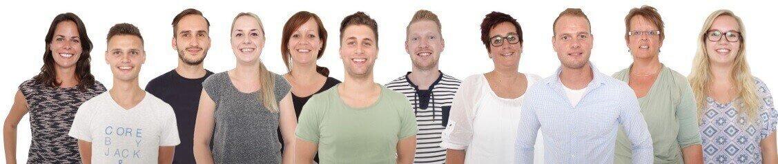 De medewerkers van Fotocadeau.nl