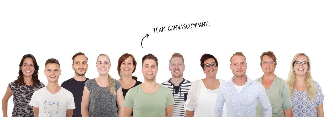 Team Canvascompany