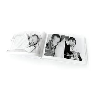 Fotoboek liggend prijzen