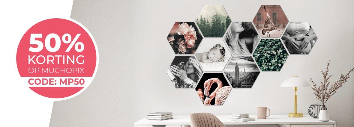 Korting Hexagons